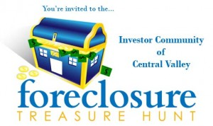 Foreclosure Treasure Hunt